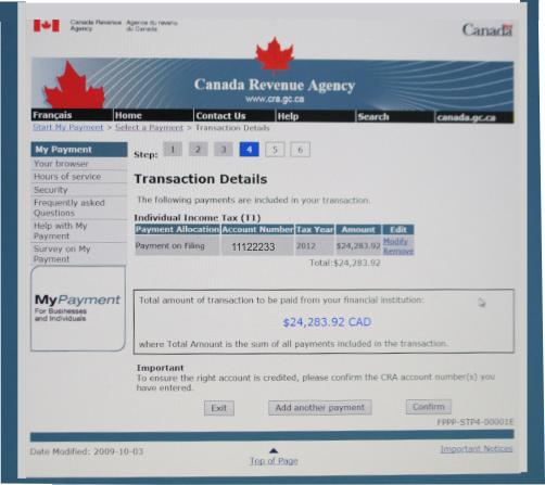 Should You Be Paying Your Canada Tax In Instalments?
